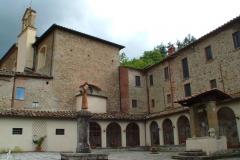 Sargiano: Saint Francis cloister