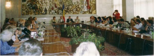 Kishinev (Moldova), Hall of the Republic (2001)