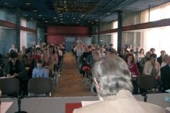 Conferenza-Cluj-Napoca-Romania-Settembre-2001